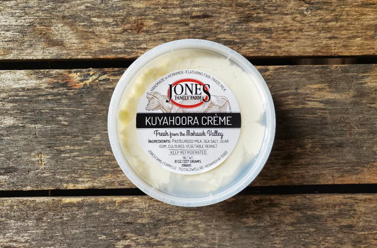 Kuyahoora Creme Cheese 8oz