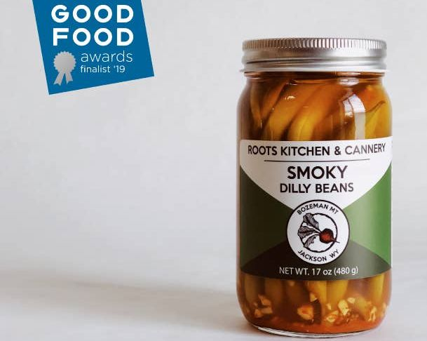 Smoked Dilly Beans 17oz