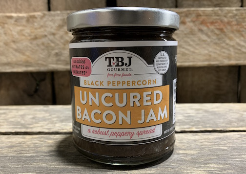 Bacon Peppercorn Jam