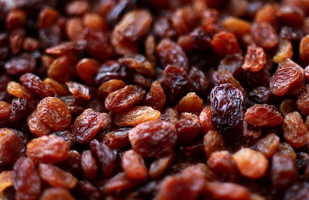Organic Raisins $5.75/lb