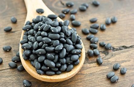 Organic Black Beans Dried 1lb