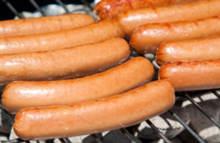 Hemlock Hill Farm Nitrate Free Pork Hot Dogs- $9.99/lb- 1lb Pack