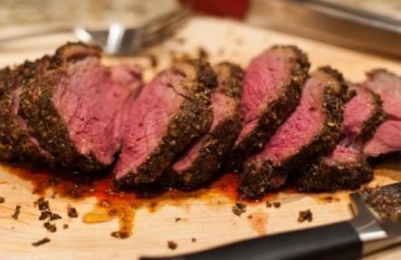 Sirloin Beef Roast 1.8lb $13.99/lb