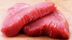 Yellowfin Tuna- Wild Caught 7oz portions-Frozen