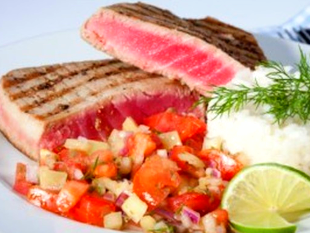 Wild Yellowfin Tuna 8oz