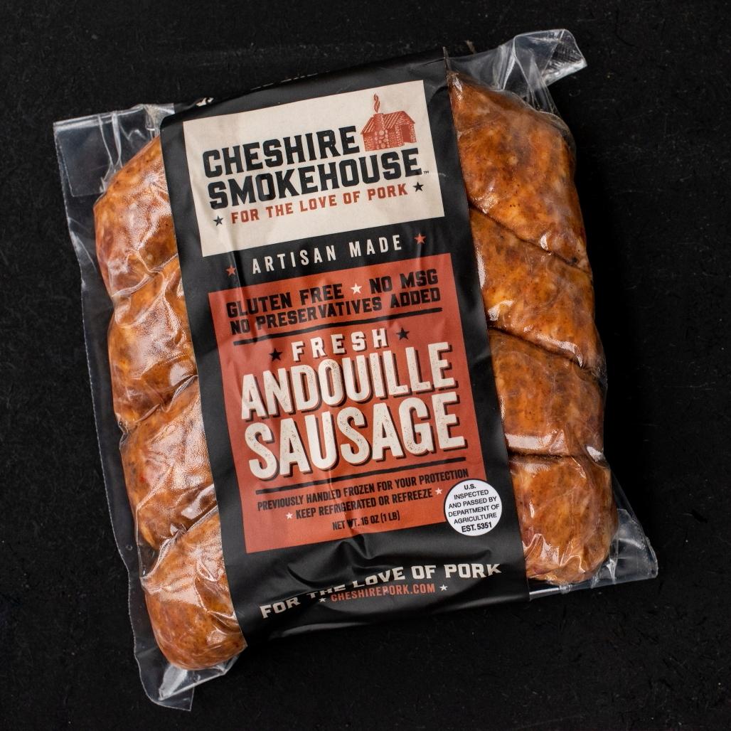 Andouille Sausage 12oz