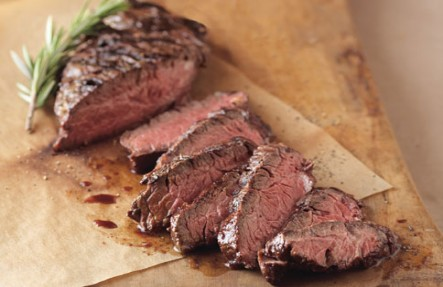 Hanger Steak 1lb Steak $19.99/lb
