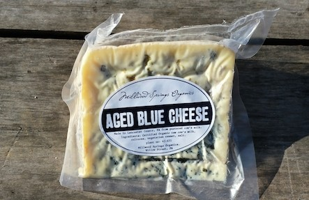 Aged Blue Cheese 8oz