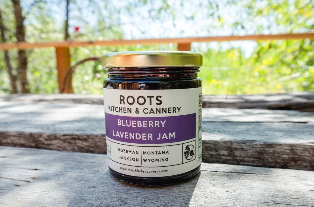 Blueberry Lavender Jam 9.50z