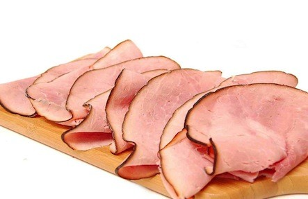 Pigasso Farm Smoked Sliced Ham 1.05lb Package $11.99