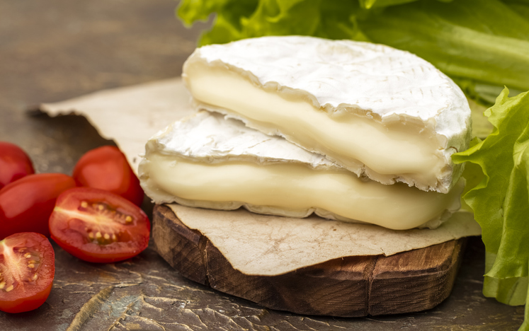 Brie Cheese Double Cream 10oz