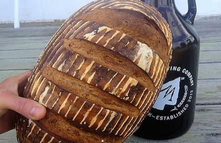 Dark Beer Bread 1 1/2lb Loaf