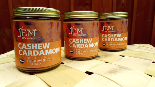 Raw Organic Nut Butter- Cashew
