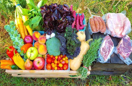 Fruit, Veggie & Meat Share: Subscribe & Save 5%