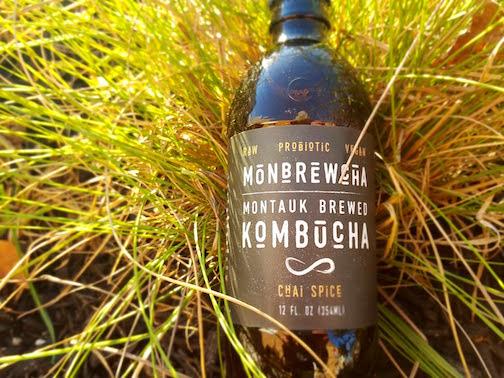 Chai Spice, Organic Kombucha