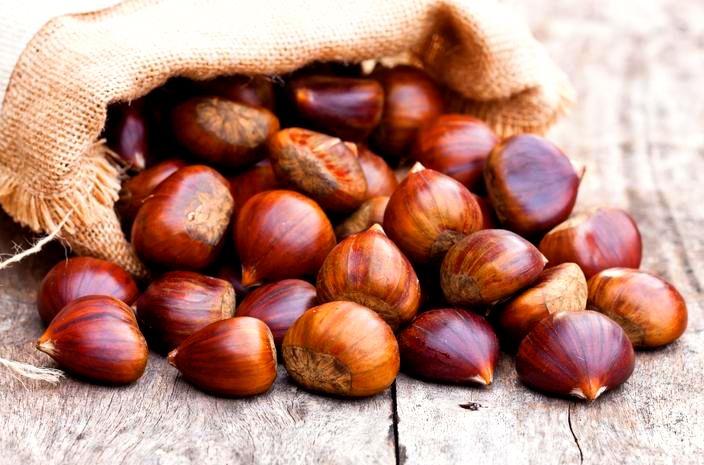 Organic Chestnuts 1lb