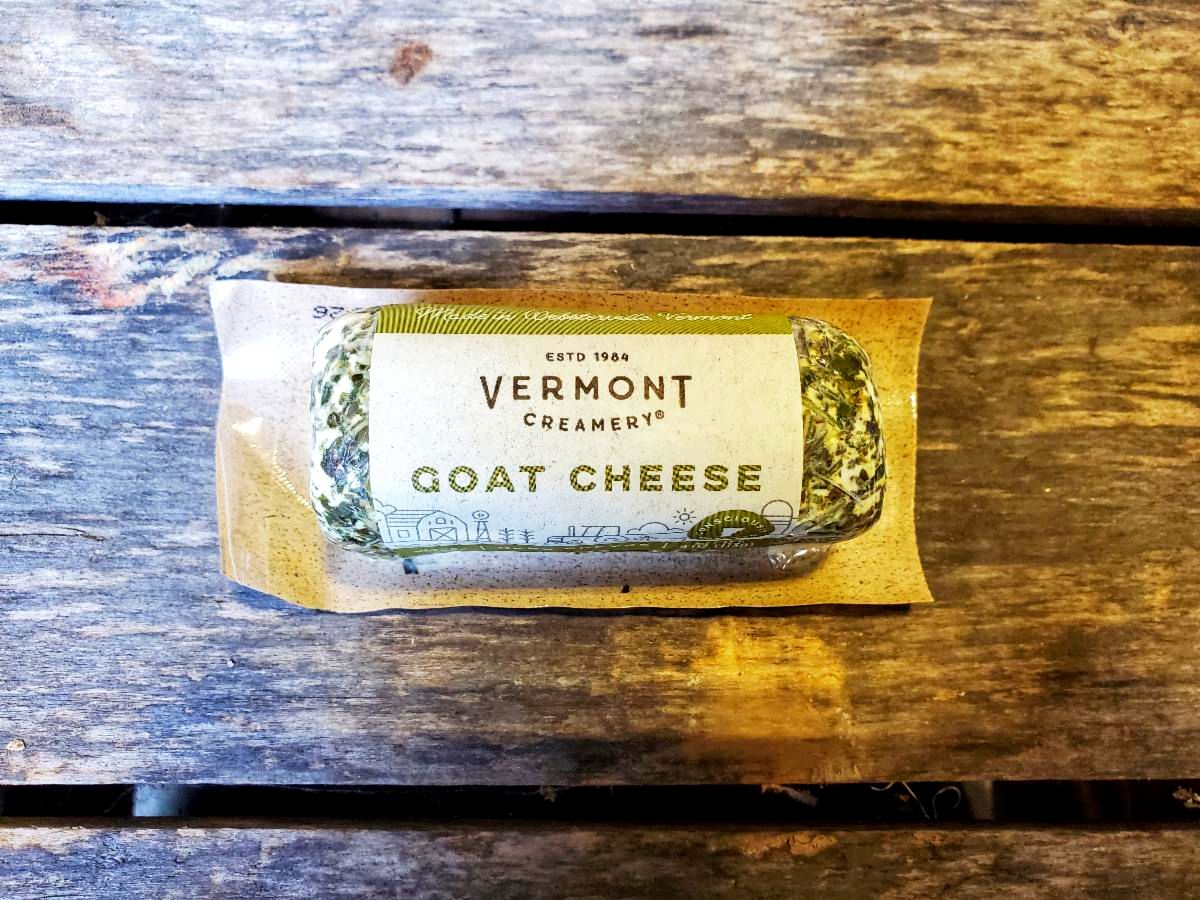 Vermont Creamery Herb Goat Cheese 4oz Log