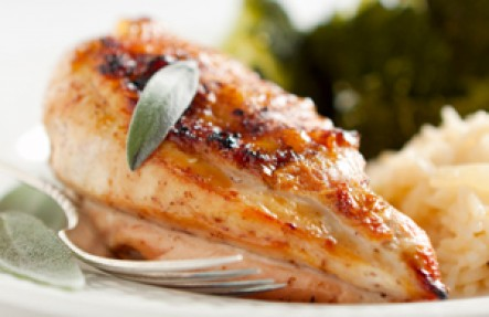 Split Chicken Breast 1.7lb $8.75/lb