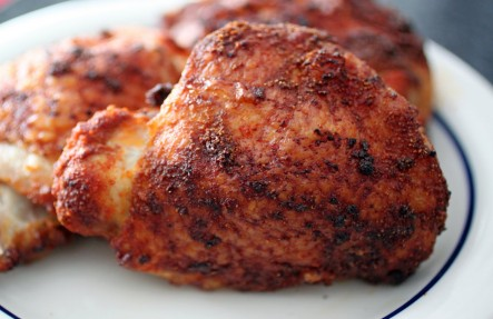 Chicken Thighs 1.6lb $6.99/lb