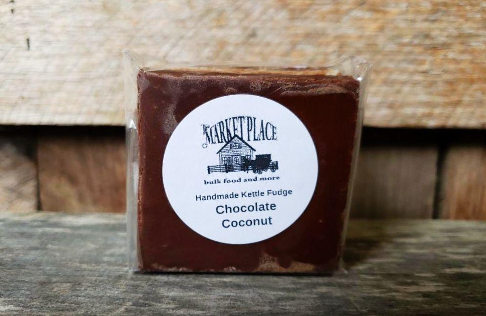 Fudge-Chocolate Coconut 1/4lb