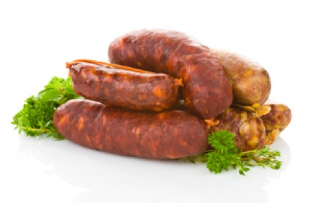 Pigasso Farms Chorizo Sausage Links- 1.1lb ($10.99/lb)