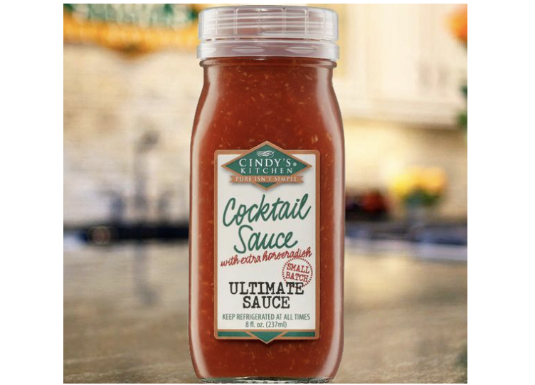 Cocktail Sauce With Horseradish 8oz