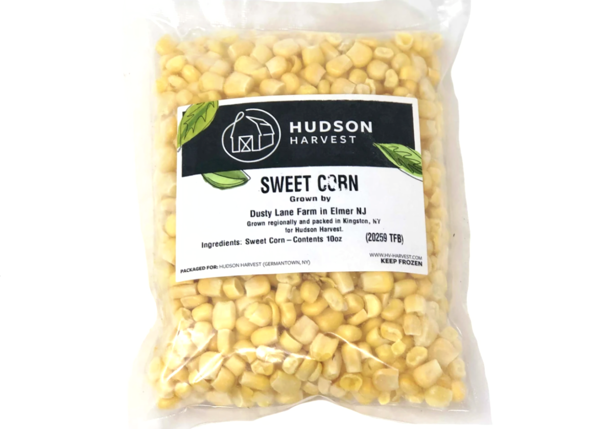 Local Corn Niblets 10oz- Frozen