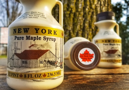 Very Dark Maple Syrup 8oz