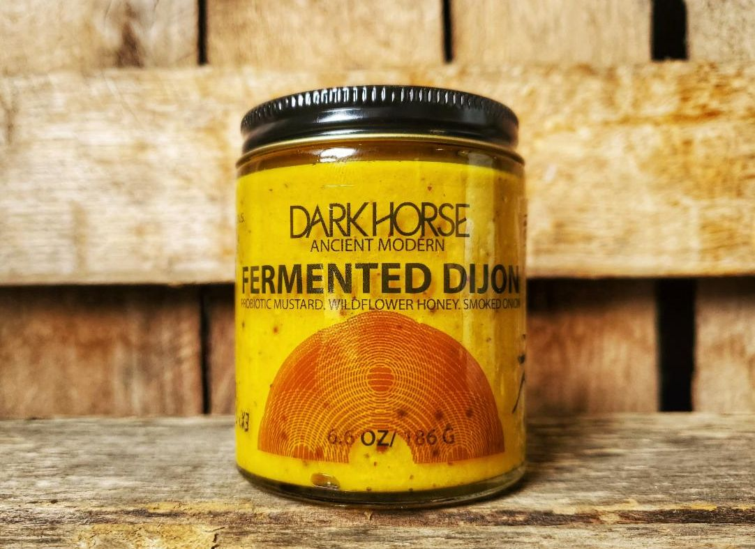 Fermented Dijon 6oz Jar