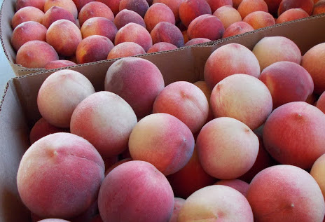 White Peaches 3lb Bag