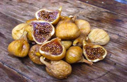 Dried Golden Figs 1lb
