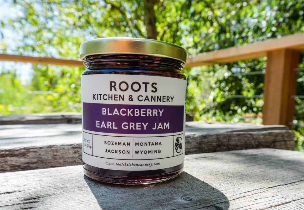 Blackberry Earl Grey Jam 9.5oz