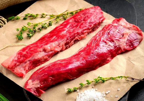 Grass Fed Beef Tenderloin $31.99/lb- 1.1lb Whole Fillet Mignon