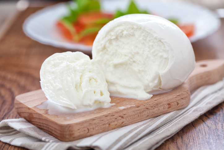 Fresh Mozzarella Ball 1lb