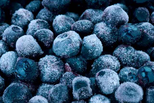 FROZEN Local Blueberries 1.3lb