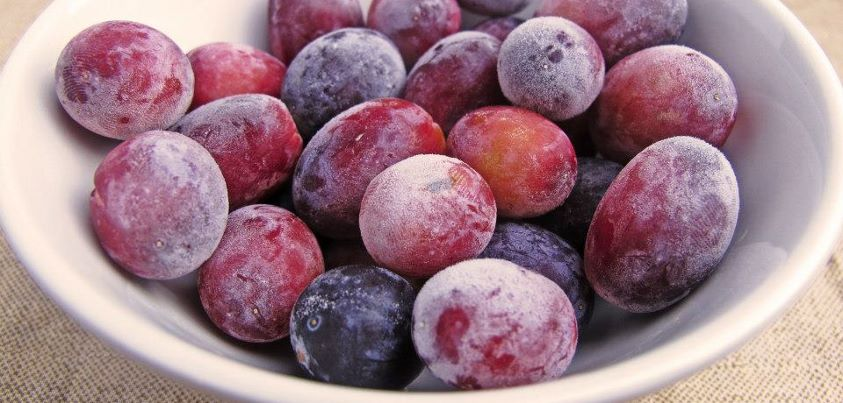 Frozen Red Plums-2lb