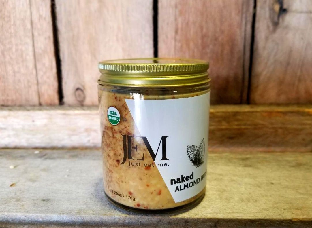 Raw Organic Nut Butter- Naked 6.5oz