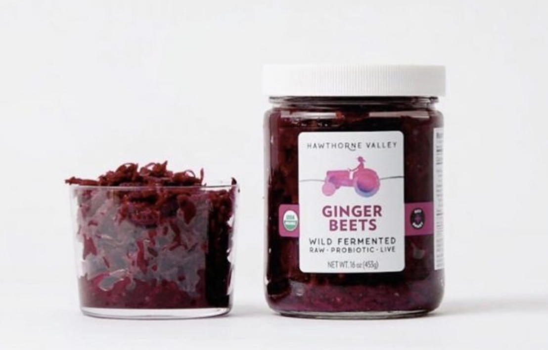 Organic Ginger Beets 16oz