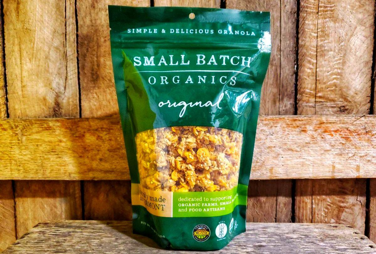 Organic Granola- Original 12oz