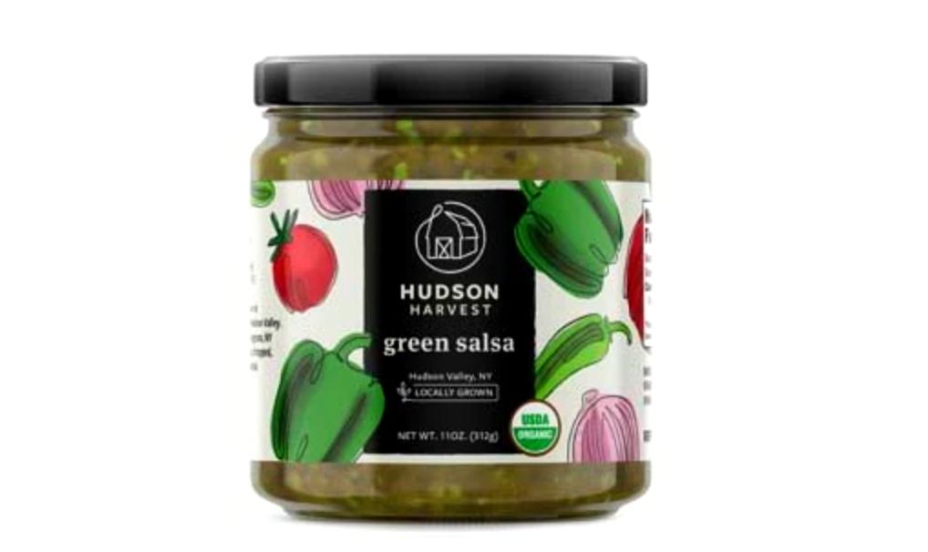 Organic Green Salsa 11oz