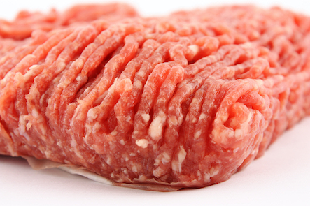 Ground Pork $9.99lb  1.1lb Pack