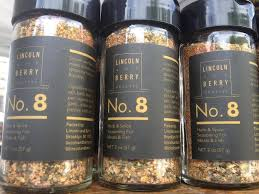 No.8 Herb and Spice Seasoning
