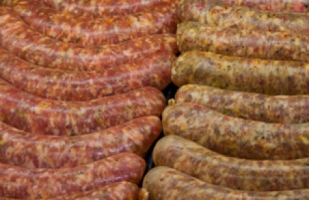 Pigasso Farm Loose Hot Sausage $11.50/lb 1.05lb Pack