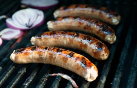 Lancaster Farms Smoked Kielbasa Links 1lb Pack