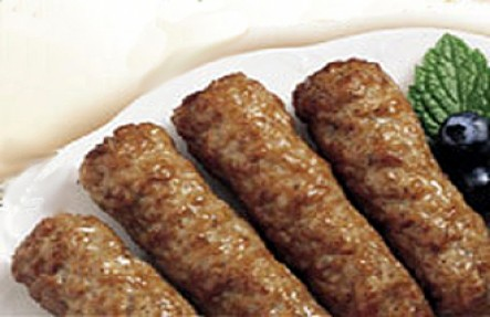 Maple Breakfast Sausage Links $9.99/lb 1.1lb Pack