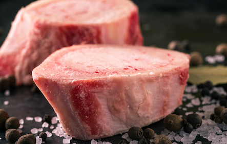 Beef Stock Bones 5lb bag