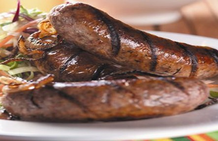Lamb Merguez Sausage .9lb $15.50/lb