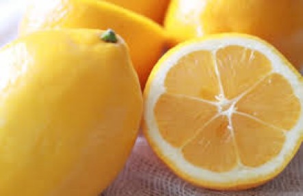 Organic Meyer Lemons 2lb Bag
