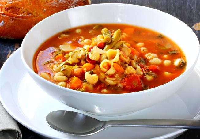 Minestrone Soup 1 Quart $13.99