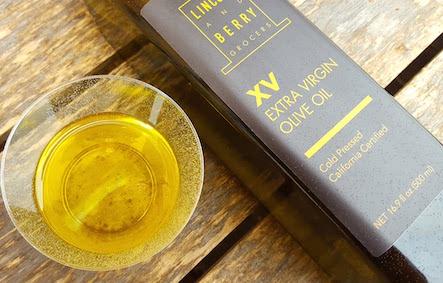 Olive Oil California Grown